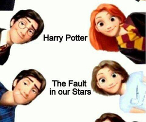 character, harry potter, and tangled image