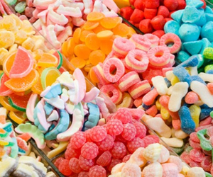 colorful, gummies, and jellies image