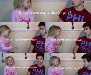 funny, nash, and youtube image