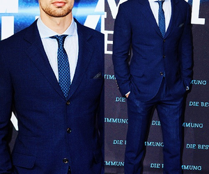 actor, british, and theo james image