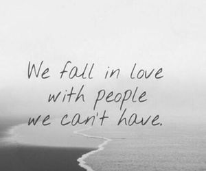 black and white, quotes, and love image