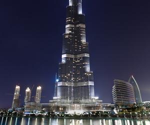 Dubai, khalifa tower, and tower image