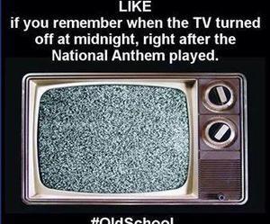 memories, nostalgia, and tv image