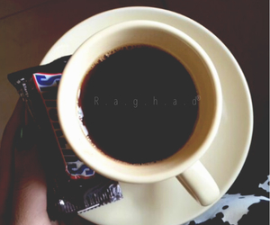 coffee, me, and bbm image