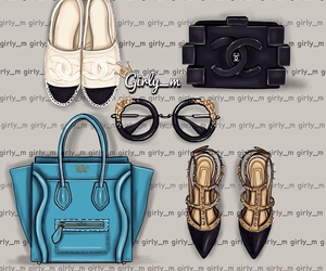 girly_m, chanel, and drawing image