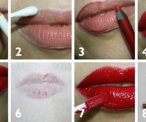 lips and make up image