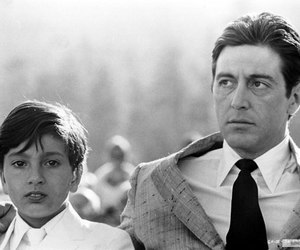 The Godfather and al pacino image
