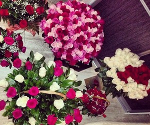 beautiful, flowers, and girly. love image