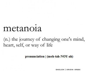 life, mind, and metanoia image
