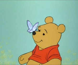 pooh and disney image