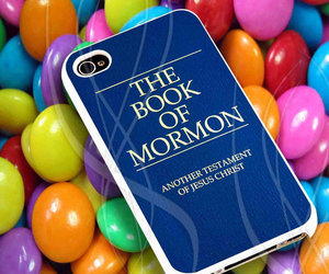 Logo and the book of mormon image