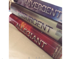 books, tris, and theo james image