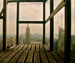 city, new york, and pretty image
