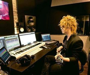 solo, versailles, and Kamijo image