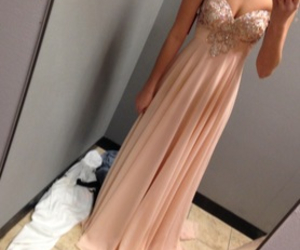 long, Prom, and maxi dress image