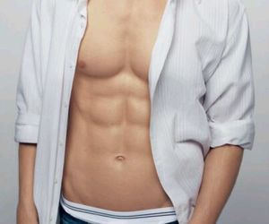 Hot, sexy, and six pack image