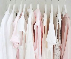 clothes, pink, and fashion image