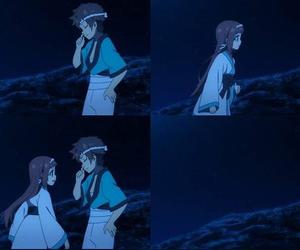 anime, kawaii, and anime girl and boy image