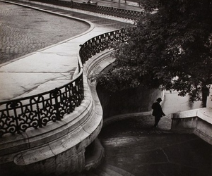 1936, black and white, and budapest image