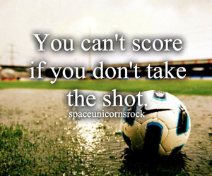 quote and soccer image