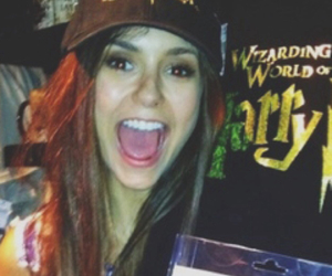 harry potter, icon, and Nina Dobrev image