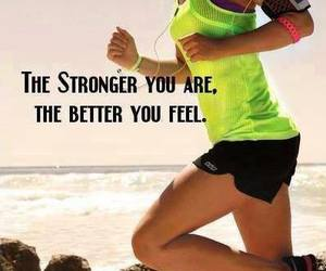 fit, motivation, and run image
