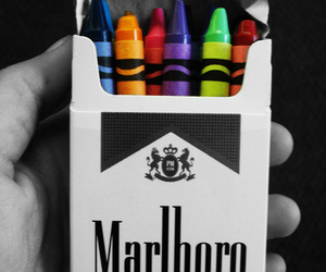 color, color pencil, and funny image