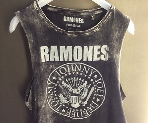 ramones, fashion, and style image