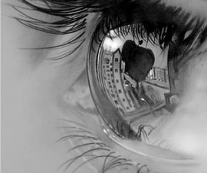amazing, drawing, and eye image
