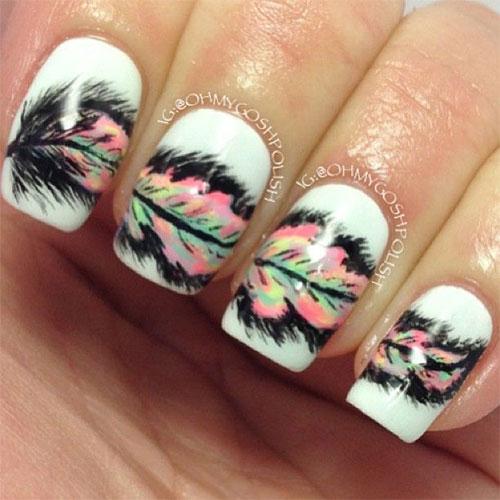 50 Amazing Acrylic Nail Art Designs On We Heart It