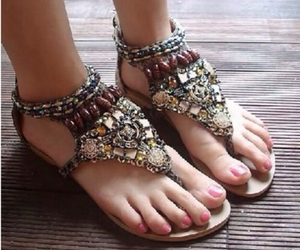 fashion and sandals image