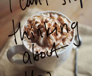 cappachino, drink, and inspiration image