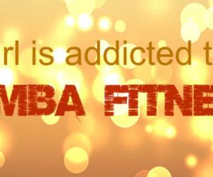 dance, fitness, and zumba image