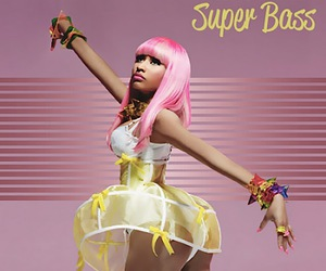 nicki minaj and super bass image