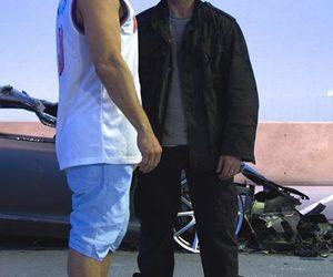 Jason Statham, Vin Diesel, and forever image