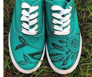 vans, shoes, and Dream image