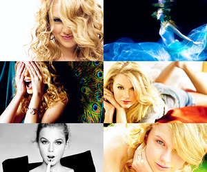 Collage, fetus, and Taylor Swift image
