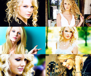 Collage, idol, and Taylor Swift image