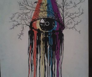 colores, dibujo, and hipster image