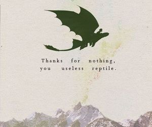 dragon, frases, and movies image