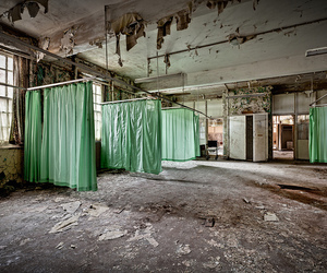 abandoned, asylum, and United Kingdom image