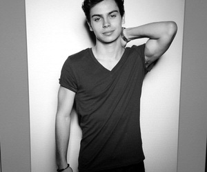 jake t austin, boy, and Hot image
