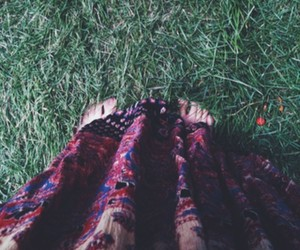 dress, gipsy, and hippie image