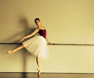ballerina, ballet, and beautiful image