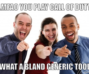 call of duty, mainstream, and funny image