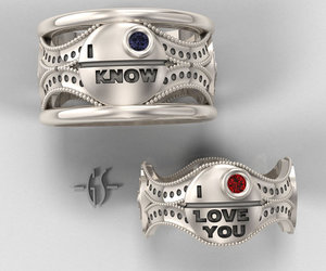 awesome, rings, and star wars image