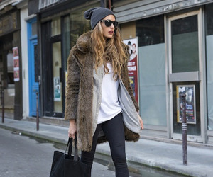 boots, chic, and fur image
