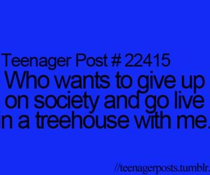 funny, teenager post, and society image
