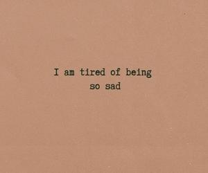 quote, sad, and demi lovato image