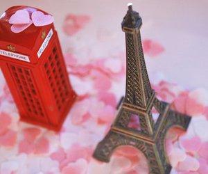 paris, london, and eiffel tower image